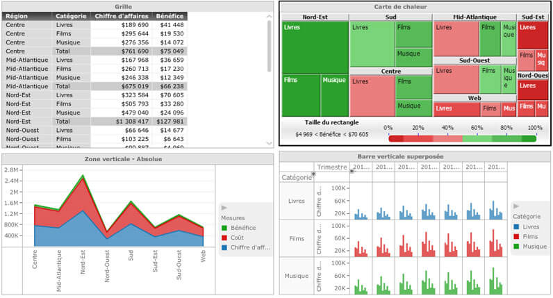 Microstrategy - Solution Business Intelligence