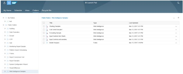Business Objects BI 4.2 SP4