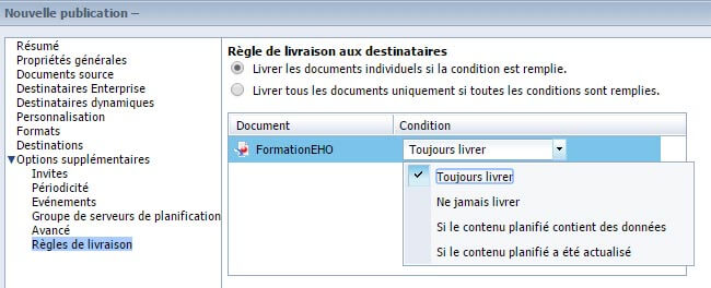 Les nouveautés de SAP Business Objects BI 4.2